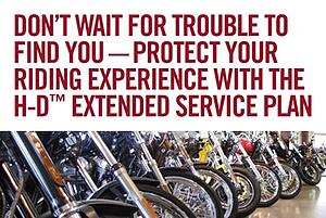 Motorcycle Service Plan