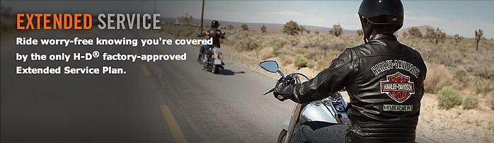 Harley Davidson Extended Service Plan