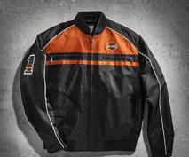 Men's Moto Ride Nylon Jacket