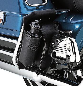 saddlebag guard bag water bottle