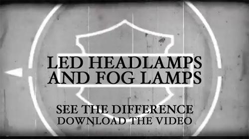 led headlight vid cta