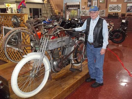 1910 Harley