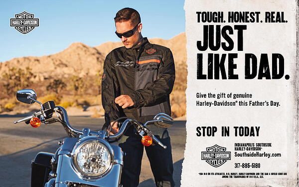 Father's Day Gift Ideas from Indianapolis Southside Harley-Davidson