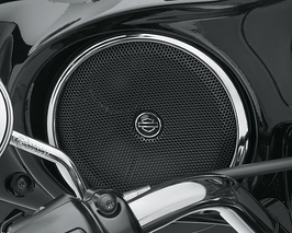 Best Motorcycle Speakers to hear your tunes on your road trip.