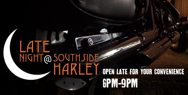 Late Night Event at Indianapolis Southside Harley-Davidson