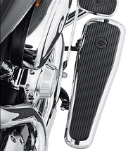 Rider Running Board. Essential for your motorcycle road trip.