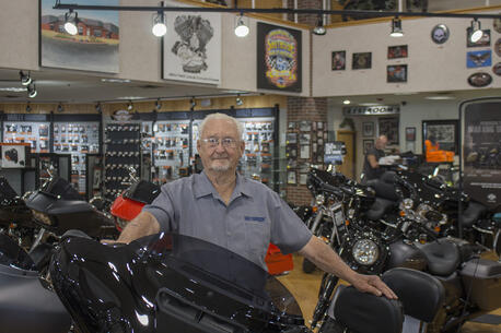 Bob Schulteti, Owner of Indianapolis Southside Harley Davidson