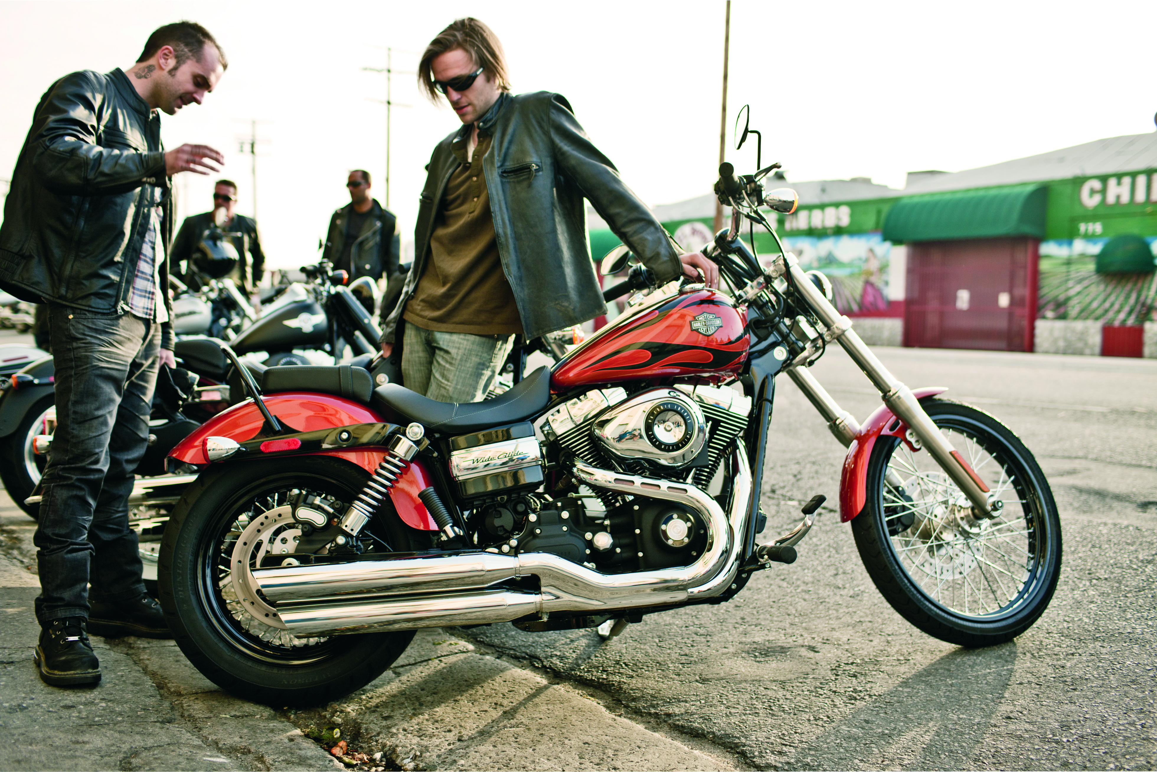 Put-Your-Harley-In-Transport-Mode-Avoid-Dead-Battery